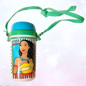 New Vintage Disney Pocahontas 90s Water Bottle